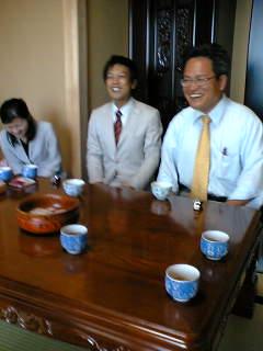 日本共産党甲府東山地区相川支部主催の小集会に参加しました。