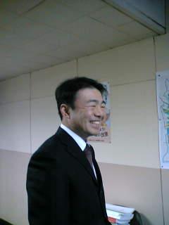 日本共産党の甲府市長候補が発表されました。その1。