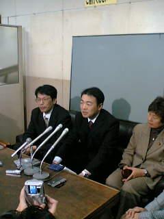 日本共産党の甲府市長候補が発表されました。その2。