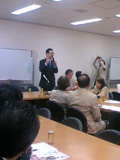 志位委員長の代表質問の傍聴に行きました。
